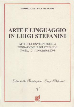 Arte e linguaggio in Luigi Stefanini